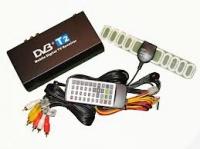 Цифровой автомобильный ТВ-тюнер DVB-T2